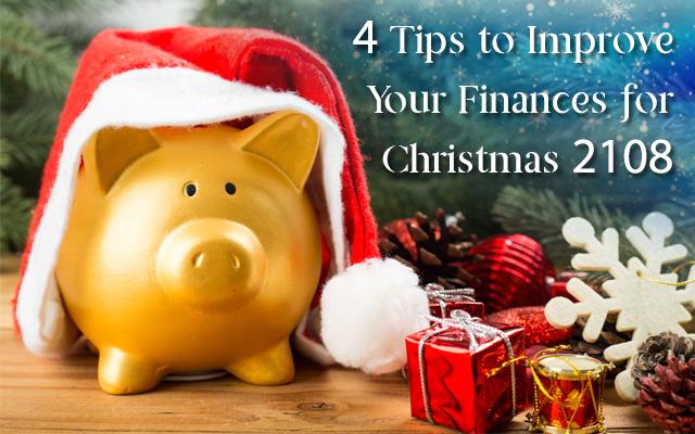 Finances for Christmas