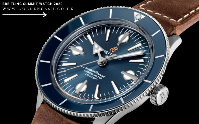 breitling summit watch